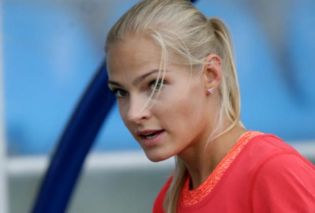 Клишина – о допинге: Мне повезло, в России ни разу его не предлагали