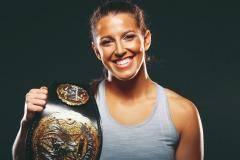 Девушка дня. Фелиция Спенсер, которая на турнире UFC 250 дерется с Амандой Нуньес за пояс