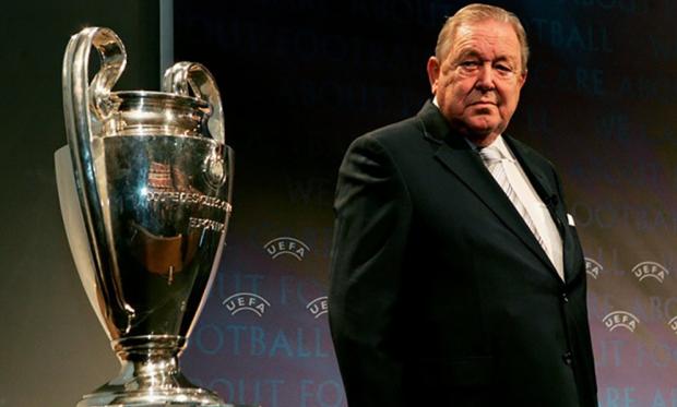 «Он называл Лужкова лорд-мэром». Памяти президента УЕФА, который подарил России финал Лиги чемпионов