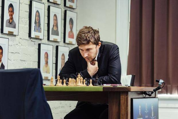 «Читерство в интернет-шахматах выявить невозможно». Карякин – о нюансах игры в онлайне