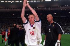 «После моего второго гола у французов появился страх». Панов – о великой победе на «Стад де Франс»