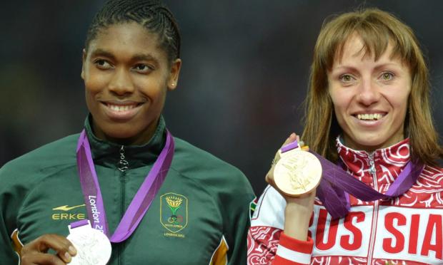 Олимпийкая чемпионка Кастер Семеня стала... отцом. Пора возвращать России золото Лондона-2012