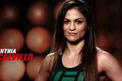 Девушка дня. Синтия Калвилло – боец UFC