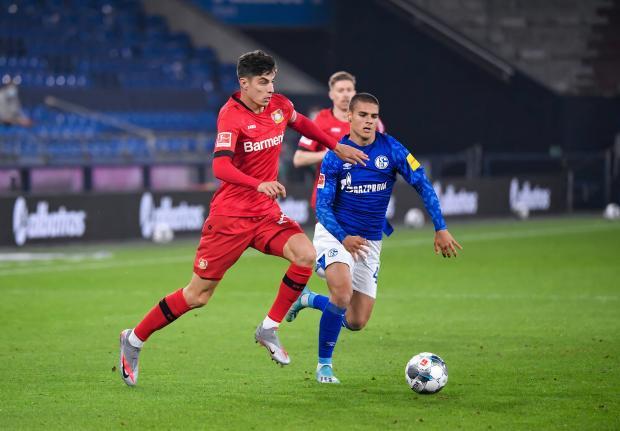 «Шальке» не смог обыграть «Байер», доведя свою серию без побед до 13 матчей