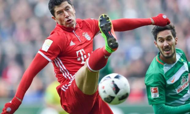 «Бавария» прибыла в Бремен за рекордным титулом и кучей голов. Расписание 32-го тура бундеслиги