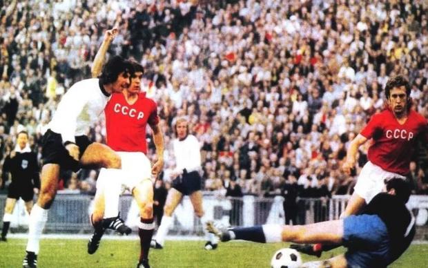 «Выигран матч СССР – ФРГ, с Мюллером я на короткой ноге». 48 лет финалу Евро-1972