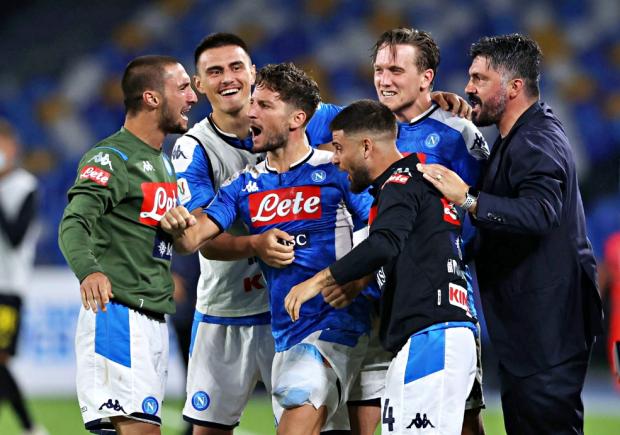 Теперь Роналду не пришлось мазать пенальти. «Наполи» выиграл Кубок Италии