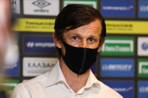 Сергей Семак: Коронавирус в «Динамо» и «Уфе»? Если заболел один игрок, я бы не изолировал остальных