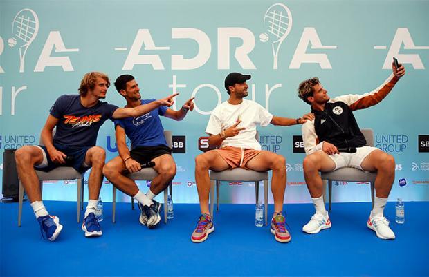 Теннисный сезон опять под угрозой. И виноват в этом Джокович