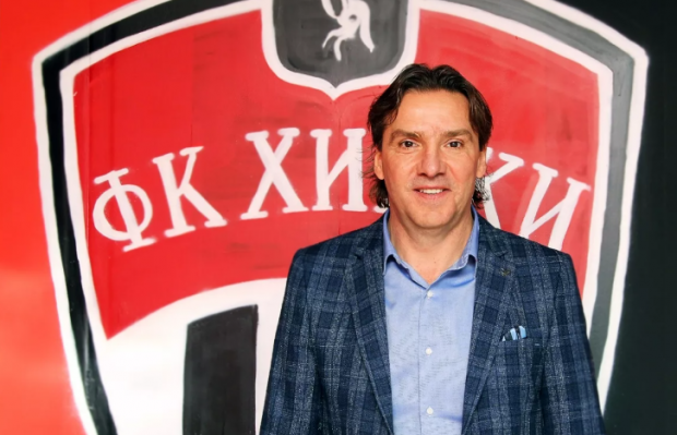 Сергей Юран: Ведем переговоры с банком, который готов стать титульным спонсором «Химок» на три года