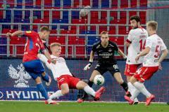 «Спартак» провалил дерби с ЦСКА, «Локо» потерял очки с аутсайдером, у Месси 700-й гол в карьере