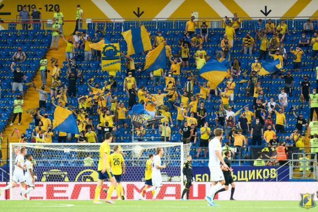 «Краснодар» на 11-й минуте компенсированного времени упустил победу в матче с «Ростовом»