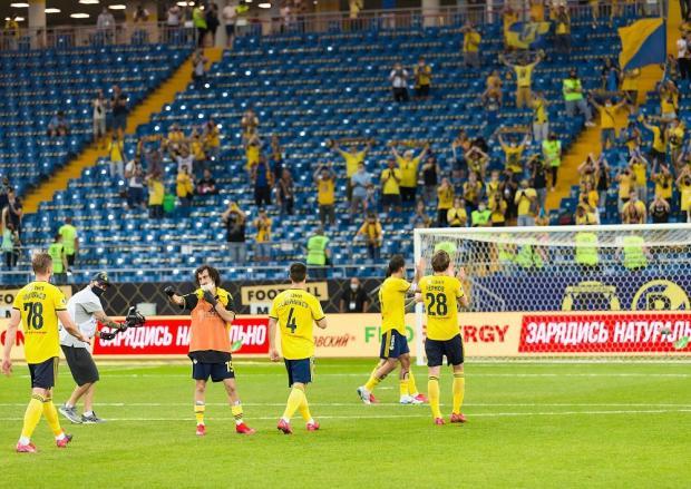 «Ростов» забил пенальти на 101-й минуте, в ВФЛА не нашли деньги на штраф