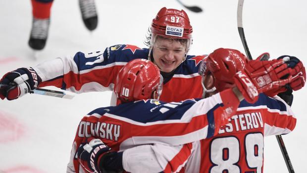 35-кратный! ЦСКА официально признан чемпионом России-2019/20