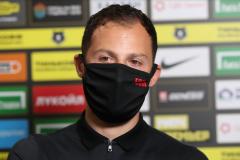«Тренер «Динамо» Новиков — никакой». А Тедеско разве лучше?
