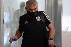 «Есть ли в команде коронавирус? Не очень понимаю вопрос». Подпалый – после победы над «Динамо»