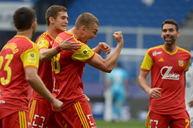 Первый после Дзюбы. Луценко забил за «Арсенал» в четвертом матче подряд (видео)