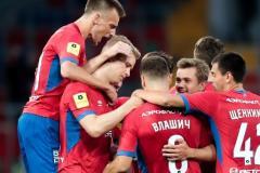 «Ахмат» – ЦСКА – 0:4. Как это было