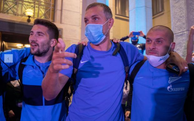 Покой «Зениту» только снится. Какие рекорды могут побить чемпионы России-2020