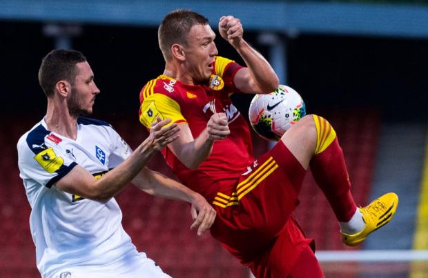 Луценко из тульского «Арсенала» догнал Месси и посоревнуется с Роналду