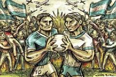 6 тысяч убитых, 15 тысяч раненых... 51 год назад футбол спровоцировал войну Сальвадора и Гондураса