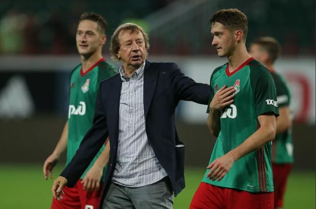 Алексей Миранчук: Ни у кого из игроков «Локомотива» не было разногласий с Семиным