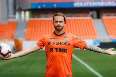 Румынский легионер «Урала» забил самый красивый гол российского футбольного сезона (видео)
