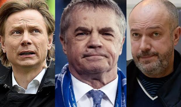 Карпин, Медведев и Кикнадзе получили по заслугам. Как наказали футбольных «говорунов»