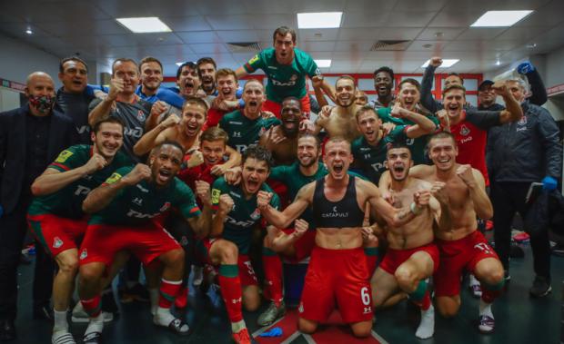 «Локомотив» обеспечил себе Лигу чемпионов, а «Реал» – чемпионство