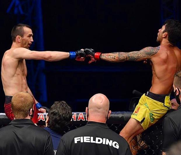 Россиянин Аскаров стал ближе к титулу. Главные моменты UFC Fight Night 172 (видео)