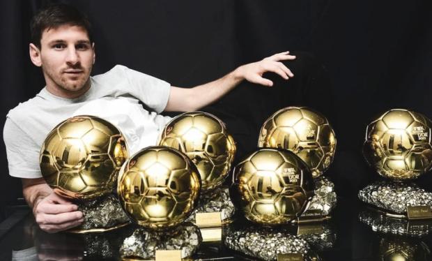 Месси сохранит «Золотой мяч» еще на год. И это полный абсурд