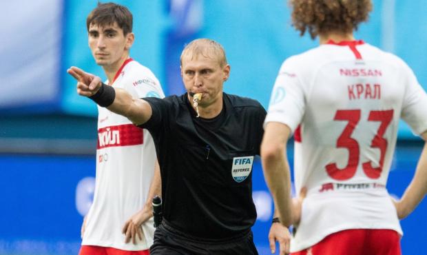 Андрей Червиченко: Зря «Спартак» продолжает нагнетать тему судейства. Будет только хуже