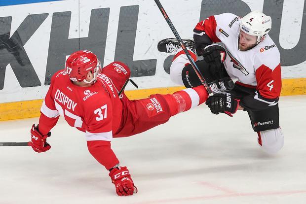 «Спартак» и «Авангард» – на карантине! Старт чемпионата КХЛ необходимо передвинуть на октябрь