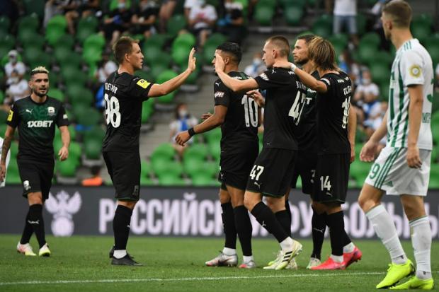 ЦСКА на 17 минут вернулся в Лигу чемпионов, но сыграет в ней все-таки «Краснодар» (видео)