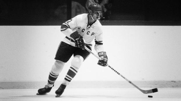 Умер олимпийский чемпион хоккеист Гусев