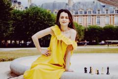 Александра Костенюк: С дочерью привыкли быть на расстоянии