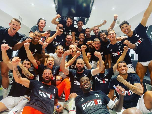«Юве» чемпион девятый раз подряд, 31-й трофей Роналду, «МЮ» и «Челси» в ЛЧ, Талалаев – в «Ахмате»
