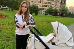 Девушка дня. Юлия Липницкая, ставшая мамой