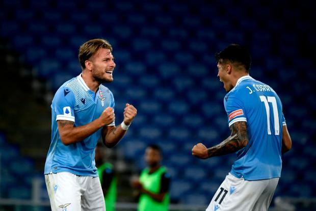 «Лацио» победил «Брешию», Иммобиле забил 35-й гол в чемпионате