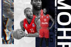 Бывший центровой «Бостона» Монро стал игроком «Химок»