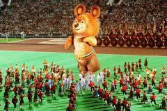 «До свиданья, наш ласковый Миша». 40 лет назад в Москве завершились XXII Олимпийские игры