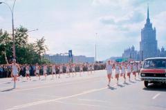 Как летом 1980-го в Москве «победил» коммунизм. А проституток и наркоманов убрали из столицы