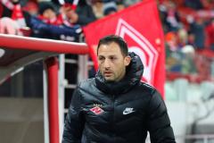 Доменико Тедеско: Приятно тренировать русскую «Баварию» с 30 миллионами болельщиков по всей стране