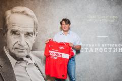 Газизов верит в чемпионство «Спартака», Гайч в ЦСКА на 5 лет, «МЮ» и «Интер» в четвертьфинале ЛЕ