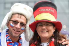Не можем повторить. Германия возвращает зрителей на трибуны – и у нее получится лучше, чем у России