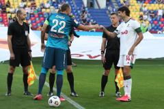 «Я назначил Дзюбу капитаном на Суперкубок, а не на весь сезон». Семак – после победы над «Локо»