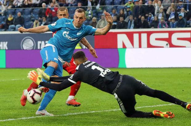 Дмитрий Сенников: Забьет ли Дзюба «Локомотиву»? В серии пенальти – да, с игры – не уверен