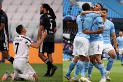 Роналду и «Реал» покинули Лигу чемпионов в один день, а Гвардиола вышел на «Лион» (видео)