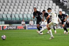 Дубль Роналду в ворота «Лиона» не спас «Ювентус» от вылета из Лиги чемпионов