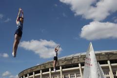 Всероссийский Олимпийский день в «Лужниках»